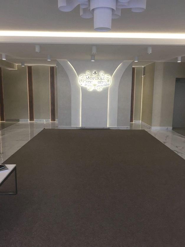 продажа однокомнатной квартиры номер A-141558 в Приморском районе, фото номер 9